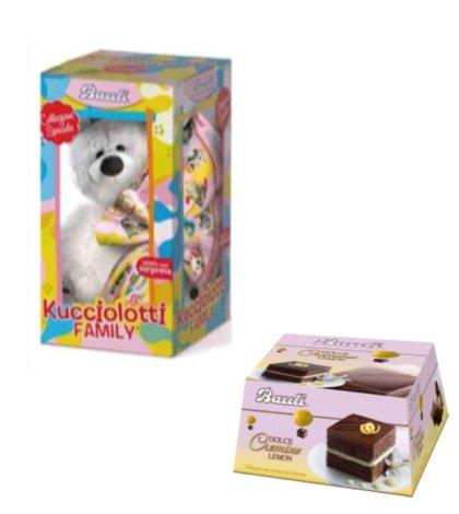 bauli pasqua - Bauli: Torte di Pasqua e Uova Kucciolotti Family