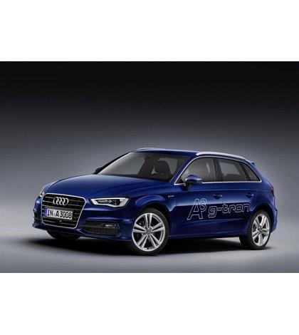 La nuova Audi A3 Sportback g-tron 62 La nuova Audi A3 Sportback g-tron
