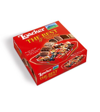 Loacker: tutte le specialità racchiuse in una confezione 58 Loacker: tutte le specialità racchiuse in una confezione