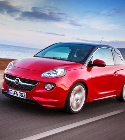 """Opel ADAM 281488 medium - Giovane, brillante, premiata: Opel ADAM vince il """"Red dot design award"""""""