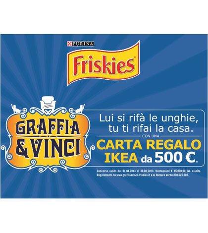 Friskies e Ikea insieme per una casa a prova di gatto 12 Friskies e Ikea insieme per una casa a prova di gatto