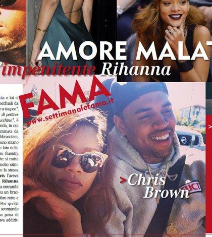 FAMA, lo scoop: le foto di Rihanna e Chris Brown insieme a Los Angeles 50 FAMA, lo scoop: le foto di Rihanna e Chris Brown insieme a Los Angeles
