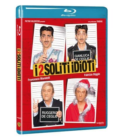I due soliti idioti: a maggio in dvd e bluray 22 I due soliti idioti: a maggio in dvd e bluray