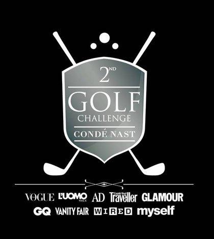 GOLF CHALLENGE 2013 - Riparte il secondo Golf Challenge firmato Condé Nast