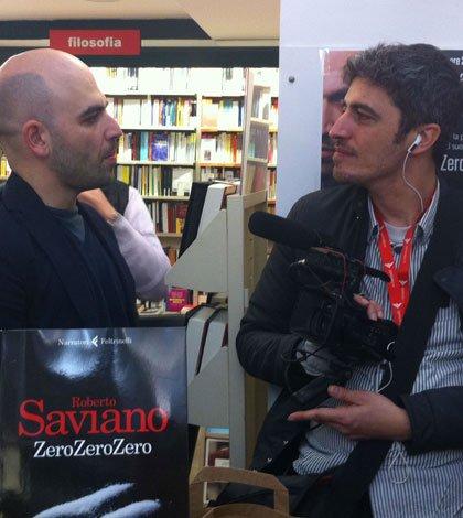 Saviano torna a Napoli con PIF 22 Saviano torna a Napoli con PIF