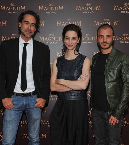 "muniz inaudi vaporidis - Magnum Cinema Night: la prima italiana di ""Every kiss tells a story"""
