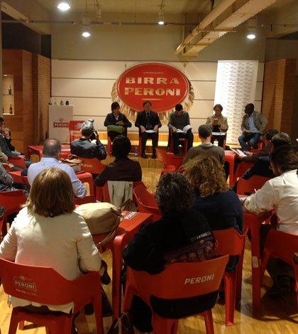 Birra Peroni e gli spettacoli d'autore: rinnovata la sponsorship con Bari in Jazz 2013 27 Birra Peroni e gli spettacoli d'autore: rinnovata la sponsorship con Bari in Jazz 2013
