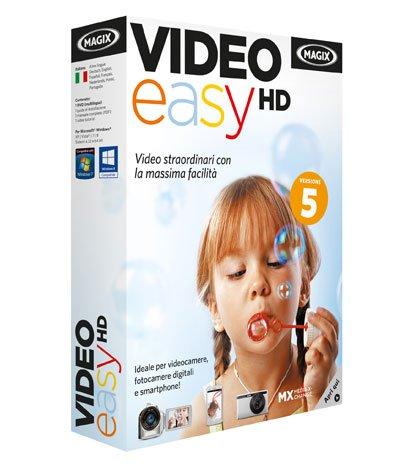 Nuova versione: MAGIX Video easy 5HD  22 Nuova versione: MAGIX Video easy 5HD
