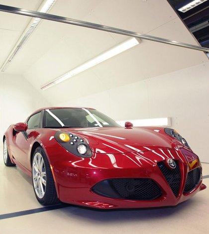 130611 AR 4C 26 - Alfa Romeo 4C: l'eccellenza del made in Italy
