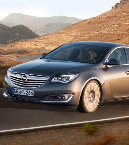 Opel Insignia 286332 - Nuova Opel Insignia: la rivoluzione dei motori e dei sistemi di infotainment