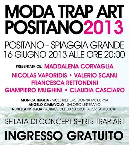 Nello e Rita, binomio di successo del Moda Art Trap Positano 2013 13 Nello e Rita, binomio di successo del Moda Art Trap Positano 2013