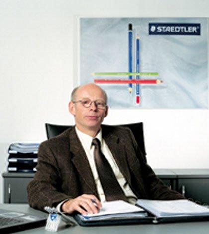 Staedtler: intervista ad Axel Marx, Managing Director  18 Staedtler: intervista ad Axel Marx, Managing Director
