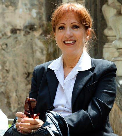 marina tagliaferri - Un Posto al Sole: intervista a Marina Tagliaferri