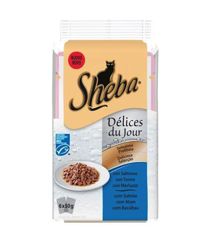 Nuova gamma Sheba Délices du Jour 10 Nuova gamma Sheba Délices du Jour