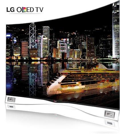 LG è la prima azienda a introdurre la tecnologia OLED in Italia 38 LG è la prima azienda a introdurre la tecnologia OLED in Italia