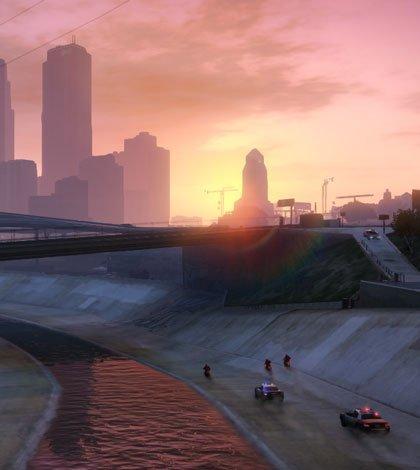 gta V1280 18 - Grand Theft Auto V è ora disponibile