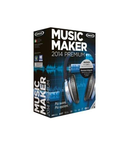 Nuovo MAGIX Music Maker 2014  20 Nuovo MAGIX Music Maker 2014
