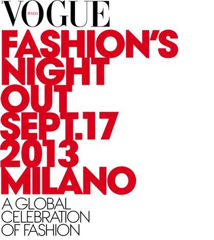 Al via domani Vogue Fashion's Night Out, a Milano per il quinto anno 30 Al via domani Vogue Fashion's Night Out, a Milano per il quinto anno