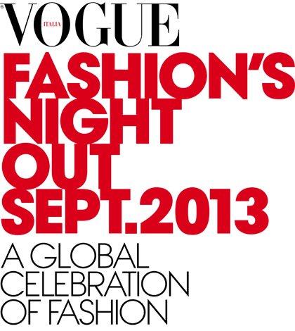 Al via la Vogue Fashion's Night Out 2013:  a Firenze il 12 settembre, a Milano il 17 38 Al via la Vogue Fashion's Night Out 2013:  a Firenze il 12 settembre, a Milano il 17