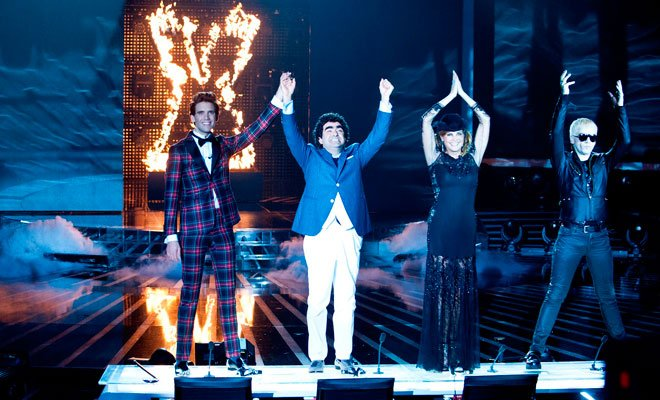 Boom di ascolti per X Factor 28 Boom di ascolti per X Factor