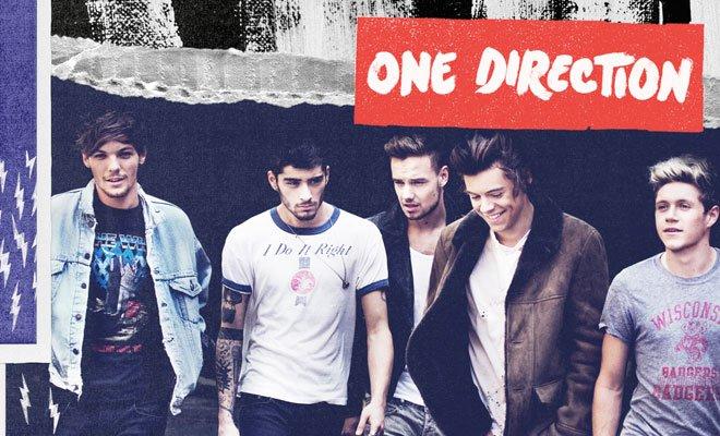 One Direction: da oggi il nuovo singolo in radio 18 One Direction: da oggi il nuovo singolo in radio