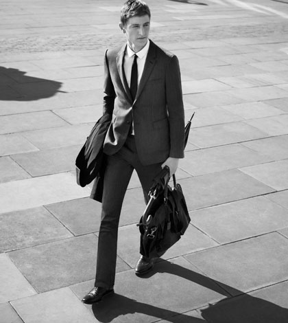 Burberry Travel Tailoring - Burberry lancia il Travel Tailoring