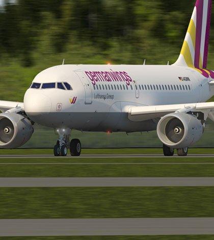 Flieger Pos 3 72 dpi - Estate 2014: Germanwings arriva a Düsseldorf