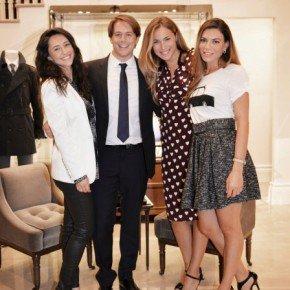 Burberry celebra l'apertura della sua prima boutique a Napoli 8 Burberry celebra l'apertura della sua prima boutique a Napoli