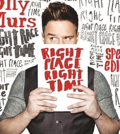"""Olly Murs, edizione speciale dell'album """"Right Place Right Time"""" 36 Olly Murs, edizione speciale dell'album """"Right Place Right Time"""""""