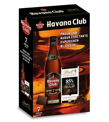 Pack HC7Lindt - Gli special pack di Havana Club, Chivas e Ballantine's