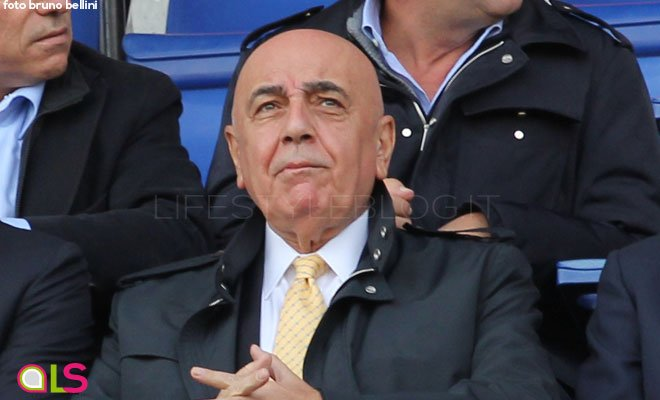 """galliani - Galliani: """"Balotelli è la nostra stella e con lui andremo avanti per parecchi anni"""""""