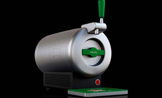 Heineken THE SUB: una spina di birra a casa tua 34 Heineken THE SUB: una spina di birra a casa tua