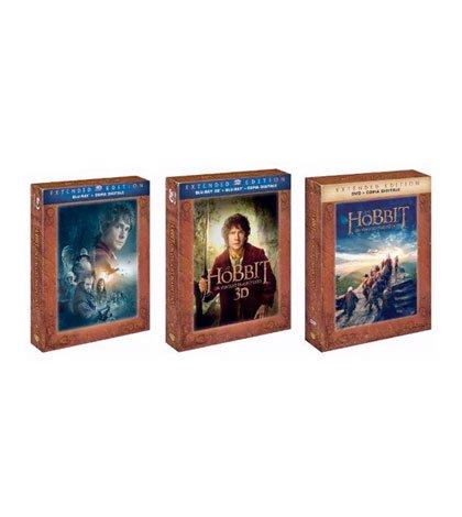 hobbit - Lo Hobbit: Un Viaggio Inaspettato - Extended Edition