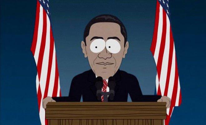 Obama, Topolino e Morgan Freeman per il finale di South Park 18 Obama, Topolino e Morgan Freeman per il finale di South Park