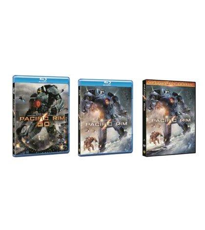 pacific rim - Pacific Rim - Dal 13 novembre in DVD, Blu-ray e Blu-ray 3D