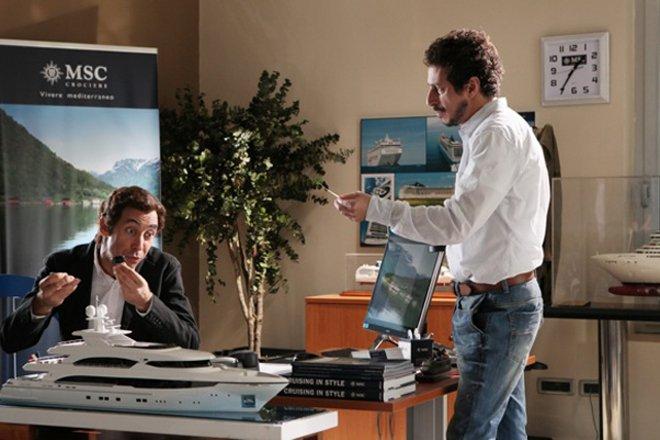 Msc Crociere torna al cinema e assume Luca e Paolo 70 Msc Crociere torna al cinema e assume Luca e Paolo
