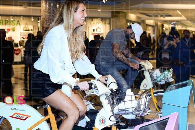 La pedalata di Katia e Ascanio, a Parco Leonardo, per aiutare l'ospedale Bambin Gesù 54 La pedalata di Katia e Ascanio, a Parco Leonardo, per aiutare l'ospedale Bambin Gesù