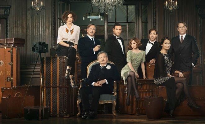 """Su Canale 5 la miniserie """"Una Famiglia"""" 20 Su Canale 5 la miniserie """"Una Famiglia"""""""