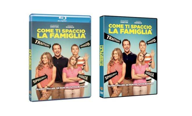 cometispacciolafamiglia - Come ti Spaccio la Famiglia - Dal 5 dicembre in DVD e Blu-ray