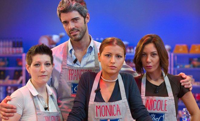 The Chef: in quattro per la finale 28 The Chef: in quattro per la finale