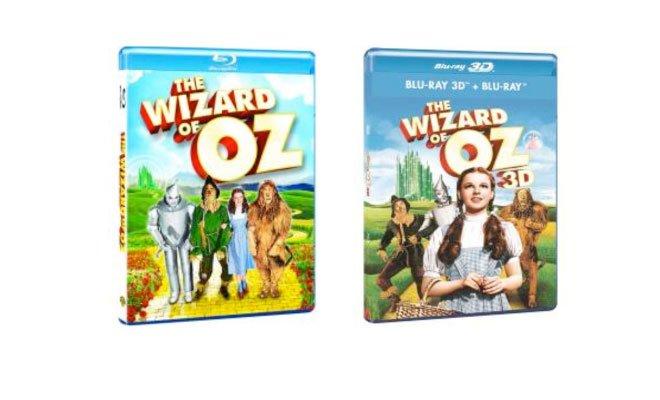 ilmagodioz - Il Mago di Oz: 75° Anniversario - Dal 5 dicembre in Blu-ray e Blu-ray 3D
