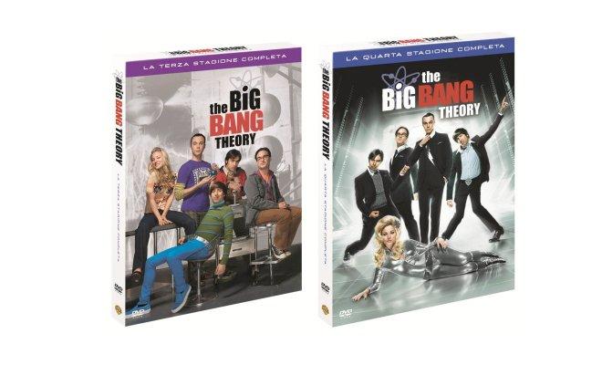 thebigbang - The Big Bang Theory - La Terza e la Quarta Stagione Complete