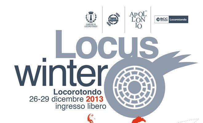 Torna la versione Winter del Locus Festival 38 Torna la versione Winter del Locus Festival