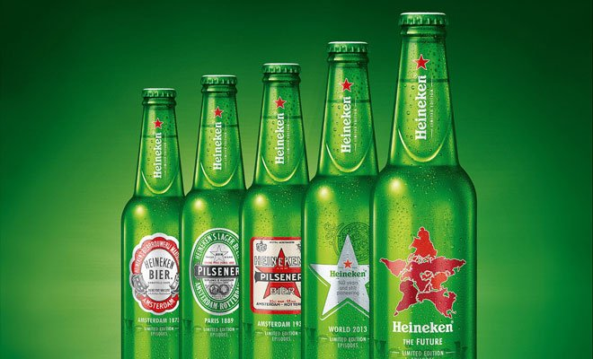Heineken: a Natale torna Open Your World 2013 Limited Edition 60 Heineken: a Natale torna Open Your World 2013 Limited Edition