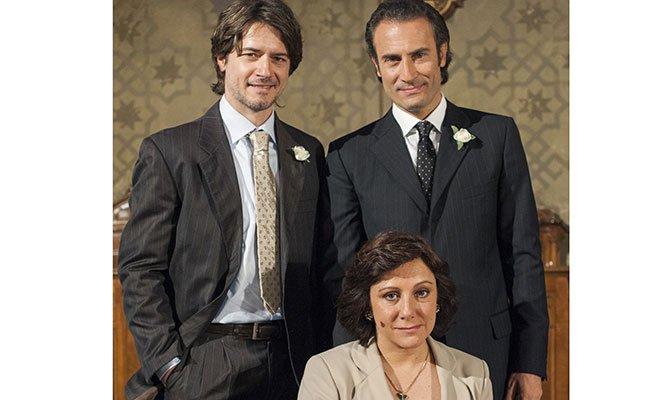 """""""Un Matrimonio"""" - Antonella Ferrari negli episodi conclusivi 15 """"Un Matrimonio"""" - Antonella Ferrari negli episodi conclusivi"""