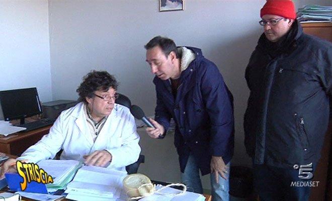 Striscia la Notizia: Fabio e Mingo all'Ospedale di Brindisi 30 Striscia la Notizia: Fabio e Mingo all'Ospedale di Brindisi
