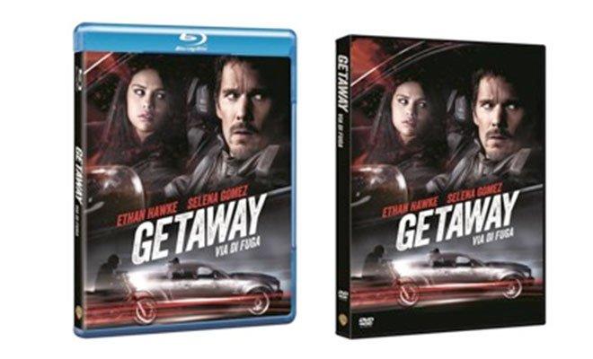 getaway viadifuga - Getaway : Via di fuga - disponibile in Digital Download e dal 22 gennaio in Blu-ray e DVD
