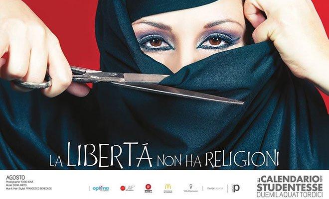 Calendario delle Studentesse, domani a Napoli l'attesissima presentazione 50 Calendario delle Studentesse, domani a Napoli l'attesissima presentazione