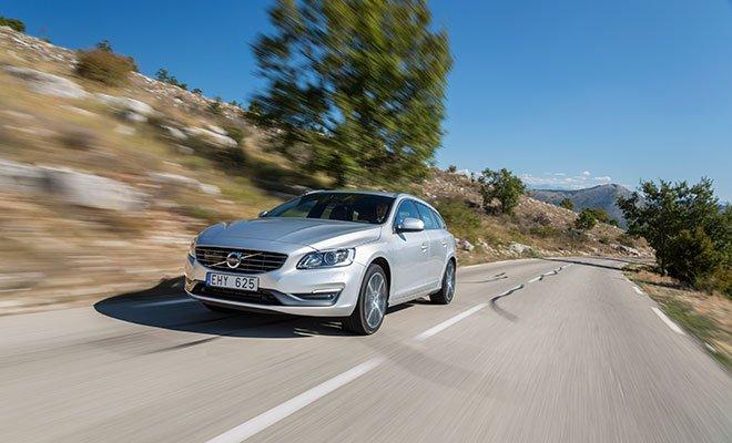 Prove su strada: Nuova Volvo V60 27 Prove su strada: Nuova Volvo V60