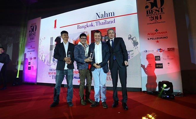 Asia's 50 Best Restaurants 2014 awards: vince il Nahm di Bangkok 13 Asia's 50 Best Restaurants 2014 awards: vince il Nahm di Bangkok
